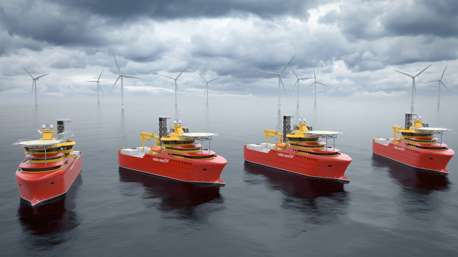 Edda Wind orders two additional CSOVs and prepares for initial public offering