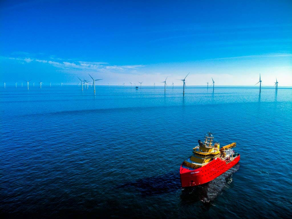 Offshore wind is the fastest growing energy source, leading to significant growth in numbers of wind farms and turbines. We enable our clients to utilise the ocean winds by providing the new standard of purpose built C/SOVs.